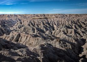Badlands Table Mountain by dkwynia