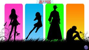 Bleach - Silhouettes by Gynos