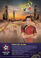 World Cup Village ad 2 by tarekzidan