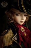 New doll of Angell-studio by Angell-studio
