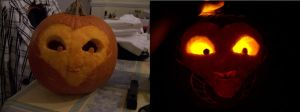 Francoeur Pumpkin Light-Dark by Donotquestionme