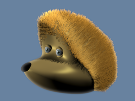 Hedgehog by Hennell