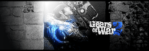 Gears of War 2 by Ecliptics