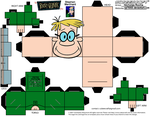 Cubee RICKY GERVAIS SHOW Stephen Merchant by njr75003