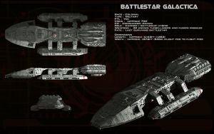 Battlestar Galactica (TOS) ortho [updated] by unusualsuspex