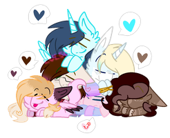 (( ~ Snuggles ~ )) by TheMemeWizard