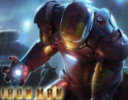 Iron Man... by IronettaStark
