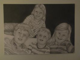 pencil drawing by charissa1996
