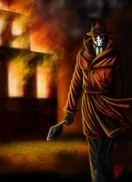 Was Rorschach by Kiru100