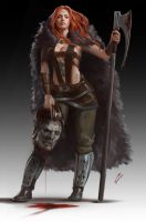 1 1 6 Barbarianchick by bluejustina