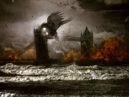 London Tragedy by gocer-art
