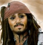 jack sparrow by myway8D