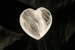 Quartz Heart Stock by XerStock