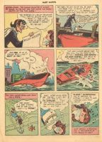 Mary Marvel Underwater DID 2 by Barricade379