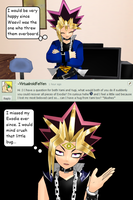 Question 47 ~Exodia?~ by AskMMDYugi
