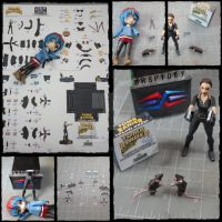 Lara Croft Catsuit TR3 papercraft [WIP] by BRSpidey