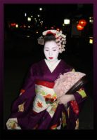 Maiko of Kyoto 2 by foogie