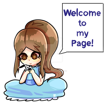 Welcome! by TheRainster