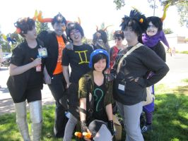 Kumoricon2012- OH GOG ALL THE TROLLS by KamiyaAkuto