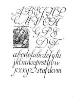 Font Sketch_3 by SceithAilm