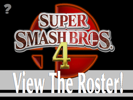 View The Roster Of Super Smash Bros. 4 (Reboot)! by SuperSmashBrosGmod