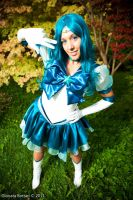 Sailor Neptune II by highdetalio