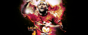 Vagner Love by madeinjungle