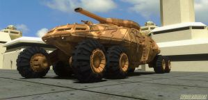 THE ROACH / MBT by LUCAS-REDESIGN