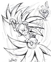 OHS:That tornado is carrying a hedgehog! by Auroblaze
