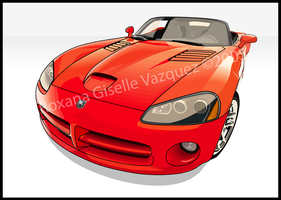 Viper SRT-10 Roadster by Un-divine