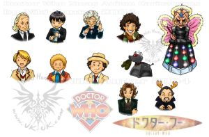 Doctor Who Anime by Niki-UK