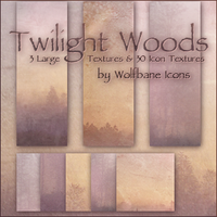 Twilight Woods Texture Set by jordannamorgan