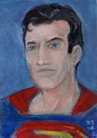 Man of Steel by LEXLOTHOR