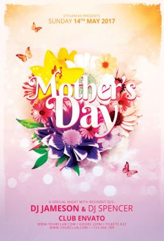 Mother's Day Flyer by styleWish