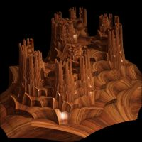Wood Carving by Aexion