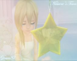 Namine's tears by Graces87