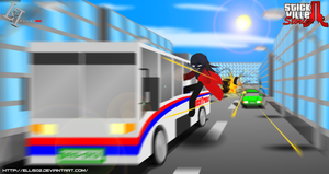 SVS II Bus Chase by Ellis02