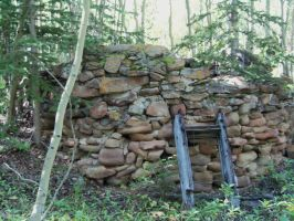 Old Kiln by ReflectiveCreations