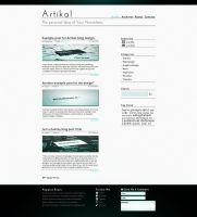 Artikal V2 Cyan by Illumin8-Design