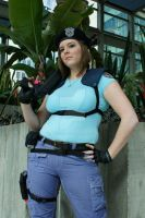 Jill Valentine by abisue