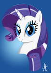 -MLP- Fabulous Rarity by Ardas91