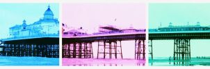 Eastbourne Pier by mikedaws