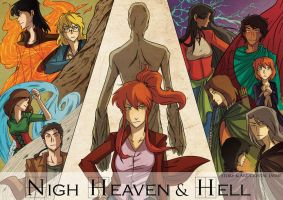 Nigh Heaven and Hell Promotional Pic by Scotty6000
