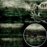 Mindocracy-recordings-drum-and-bass-compilation-cd by MOONRINGDESIGN