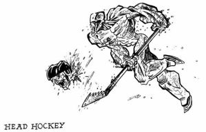 Head Hockey by logic0