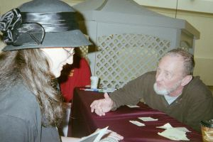 Me and Robert Englund 8 by DreamRevolution