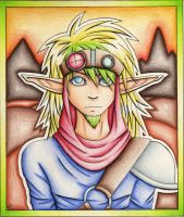Jak for Ecokitty by Captain-McWhitey