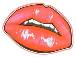 07:XXXX Lips by Hedeon-Leigh