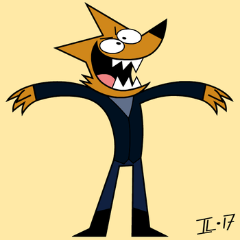 GREGG RULZ OK by InterstellarLizard