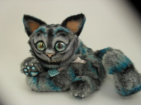 Cheshire Cat based on Burton by Litmade